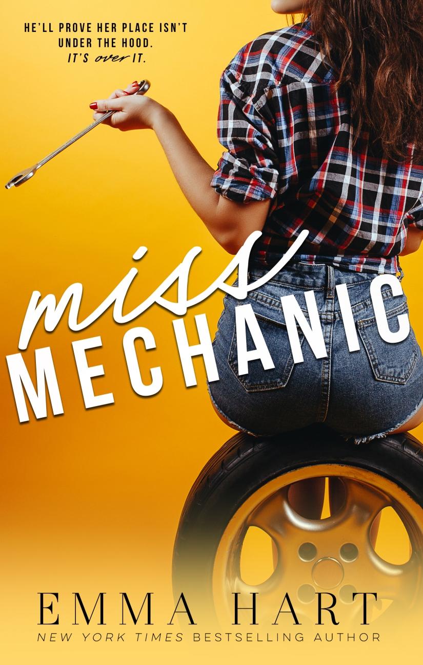 Miss Mechanic by Emma Hart BlogTour