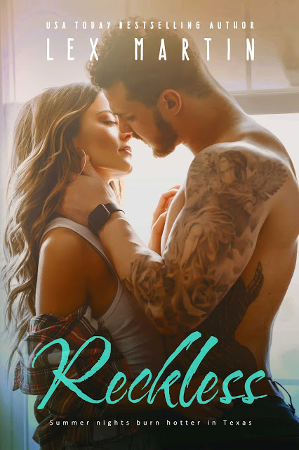 Reckless by Lex Martin CoverReveal