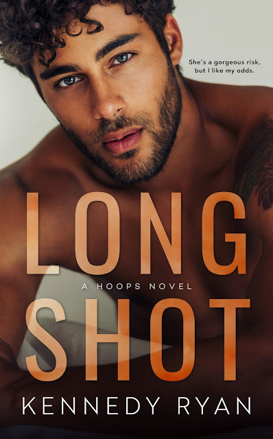 Long Shot by Kennedy Ryan CoverReveal